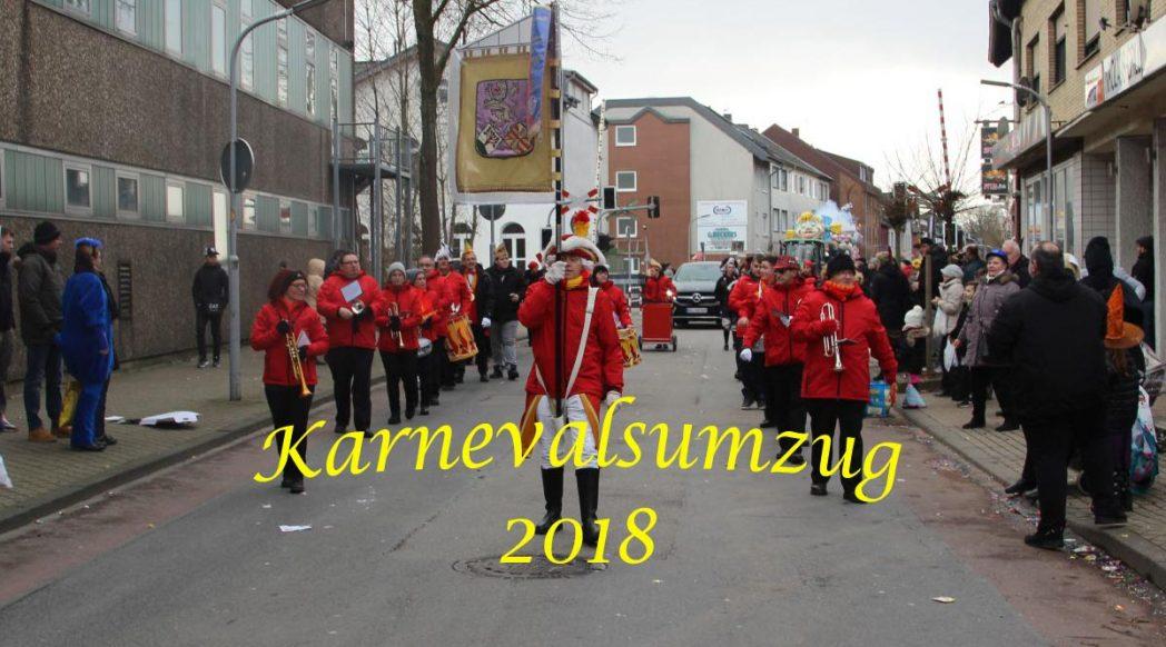 Karnevalsumzug 2018