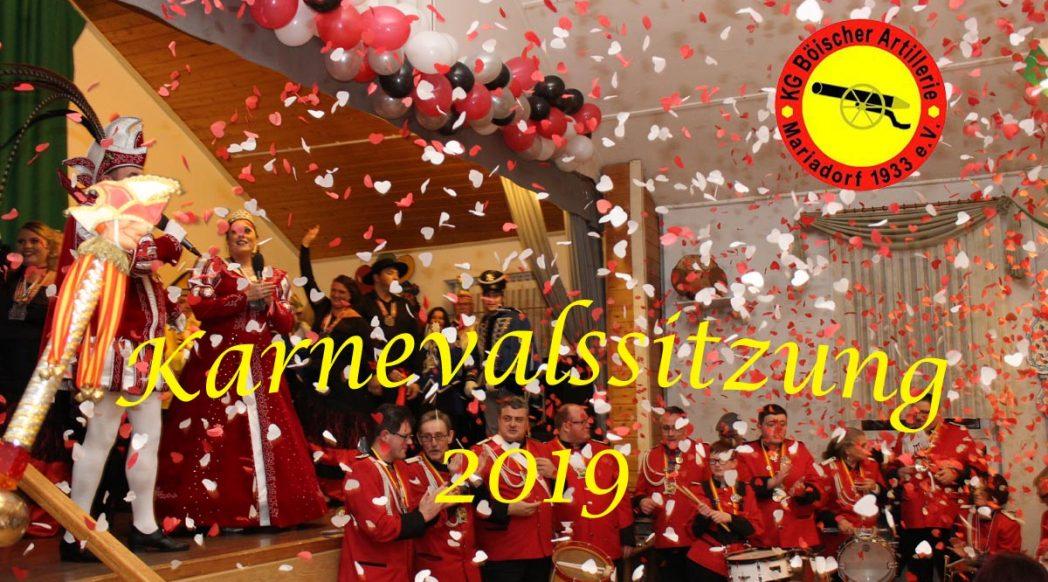 Karnevalsumzug 2019
