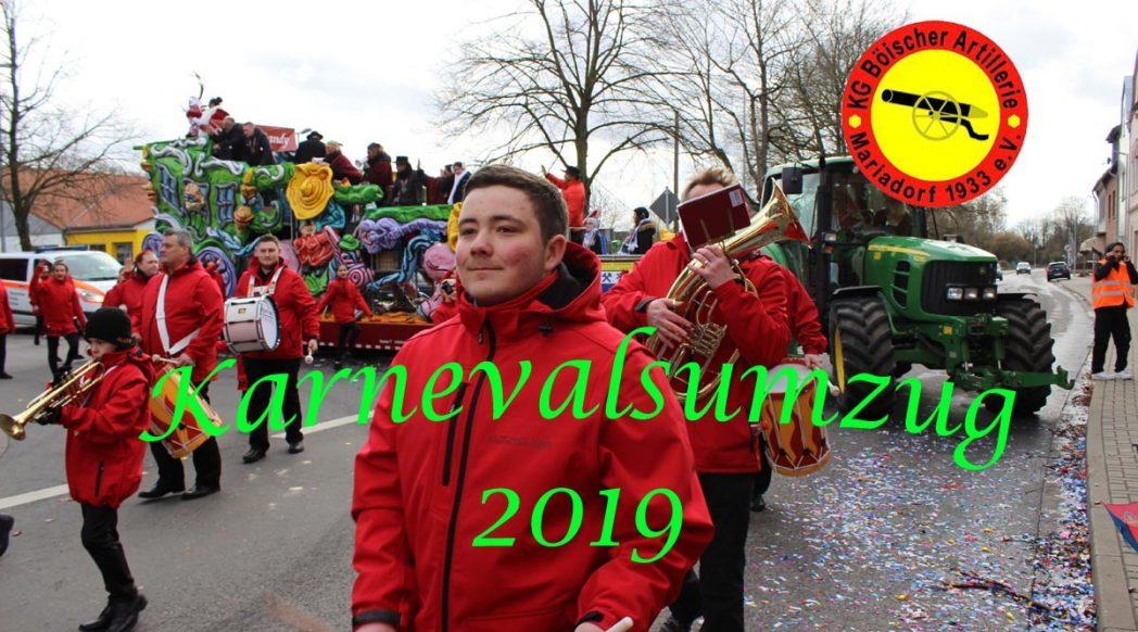 Karnevalsumzug Alsdorf 2019